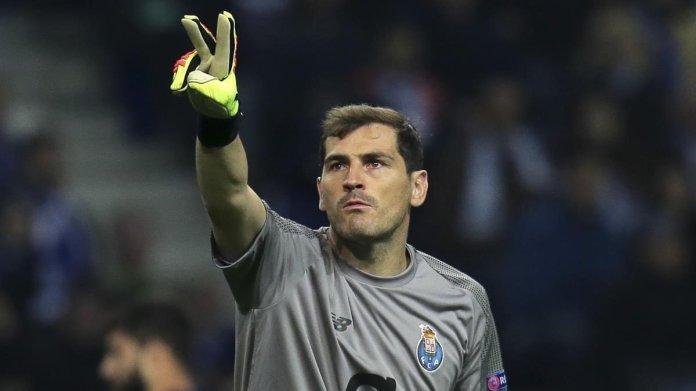 El mensaje de Iker Casillas tras el infarto: «Estoy tranquilo»