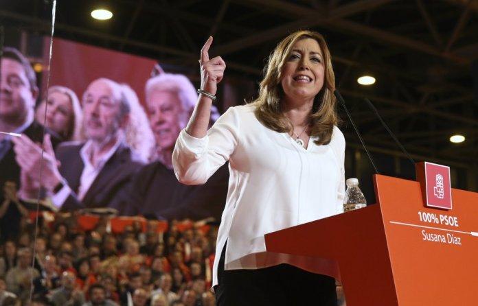 Susana Díaz visitará Torrox y Vélez