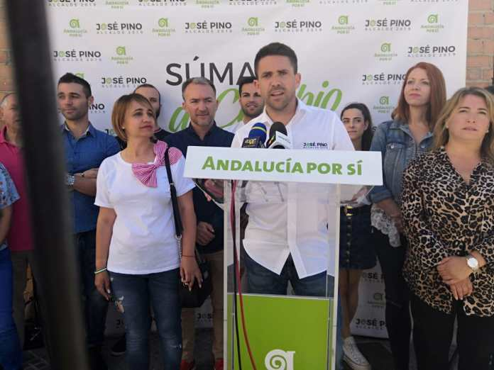 """Andalucía Por Sí finaliza una campaña """"en la que hemos marcado la agenda"""" y pide el voto para dar a Vélez una alegría histórica"""