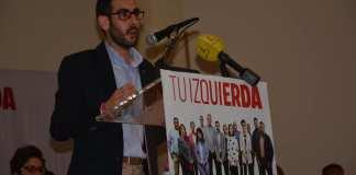 El joven Javi Segarra lidera la candidatura de IU a las Elecciones Municipales por Periana.