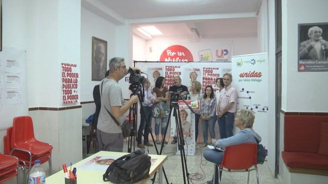 La puesta en marcha del Plan municipal de vivienda, la creación inmediata de una bolsa de viviendas de alquiler y la rehabilitación y adaptación de inmuebles constituyen la prioridad de la confluencia en Vélez-Málaga