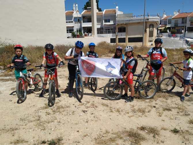 El Rincón Sport Team disfruta de un intensivo fin de semana deportivo