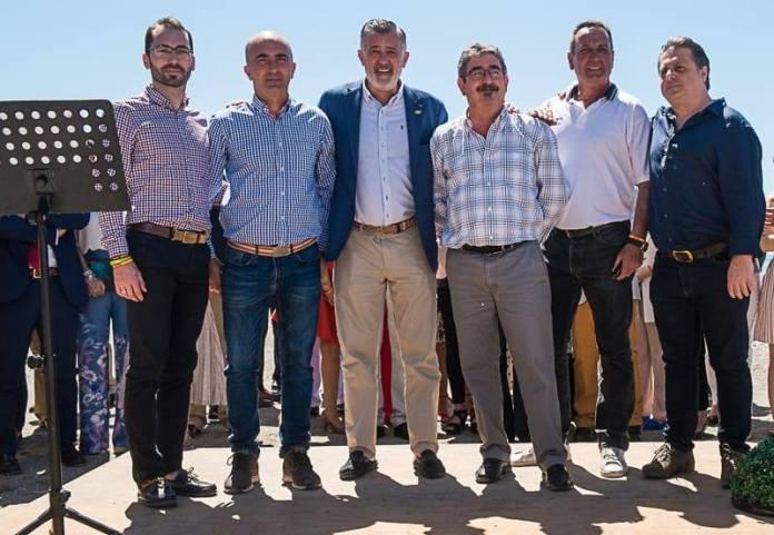 VOX presenta su candidatura en Nerja encabezada por Miguel Armijo