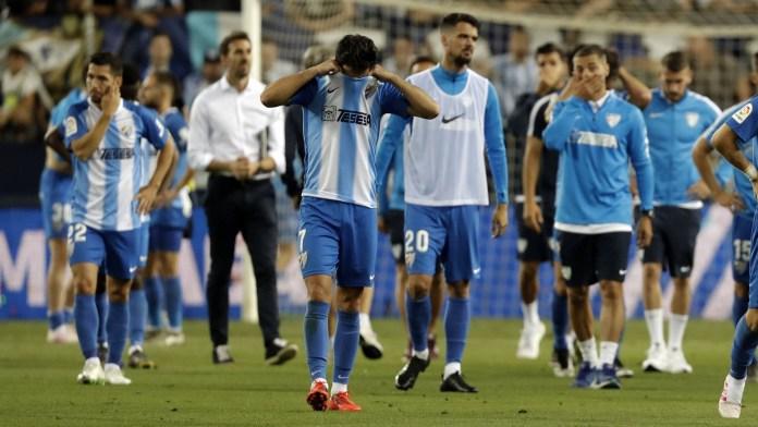 El Málaga CF agradece el apoyo masivo de sus aficionados y seguidores