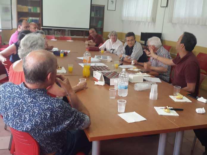 Acuerdo de la Plataforma para la Defensa de los Magnolios de las Carmelitas de Vélez-Málaga