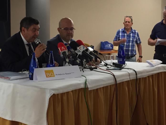 Así queda el Pacto PSOE-GIPMTM en Vélez-Málaga