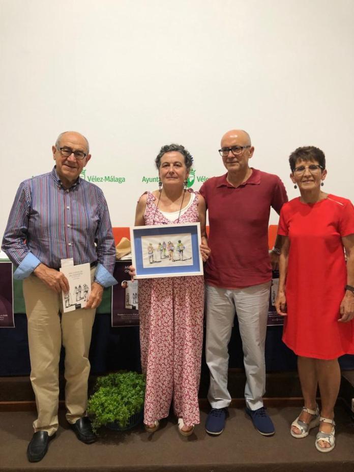 Presentado el libro del libro 'Mis crónicas de montaña', de Lola Valle