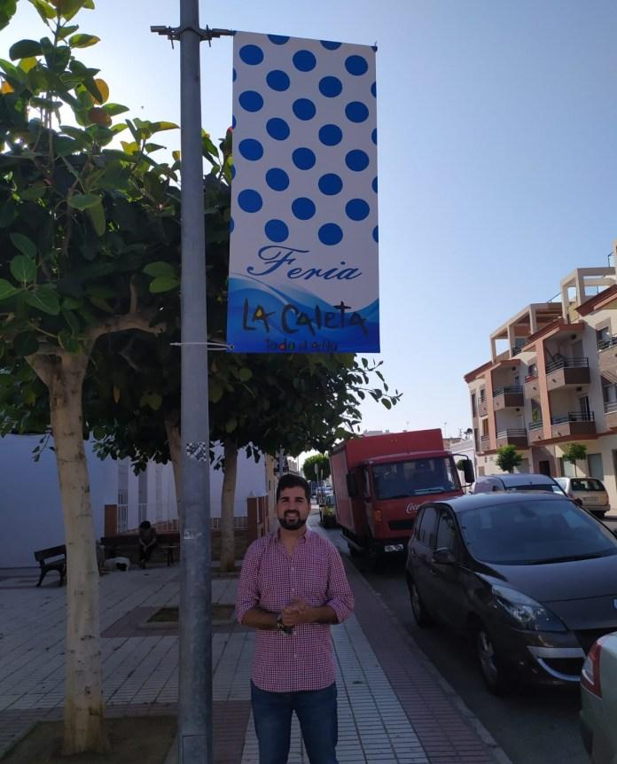 La Caleta de Vélez se viste de gala para su Feria