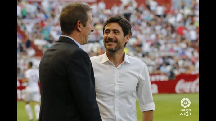 """Víctor Sánchez del Amo: """"Ha sido un partido de muchísimo oficio"""""""