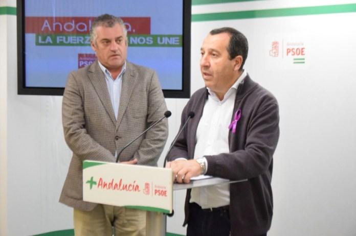 El PSOE lamenta el «brindis al sol» del PP y exige que el Presupuesto andaluz incluya una partida para el nuevo Centro de Salud de Nerja