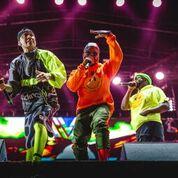 Más que una buena noche con Black Eyed Peas en la playa de Torre del Mar