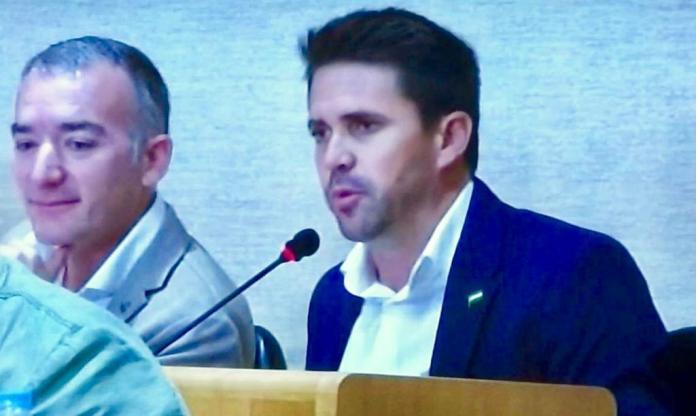 José Pino de AxSI califica los presupuestos de forma negativa ante la desigualdad de los pueblos que siguen desamparados