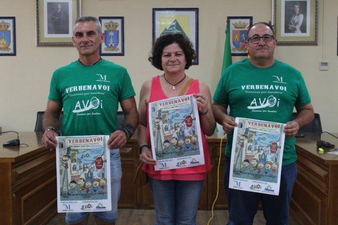Iznate acoge este sábado la Verbena Solidaria AVOI para recaudar fondos para Asociación de Voluntarios de Oncología Infantil de Malaga