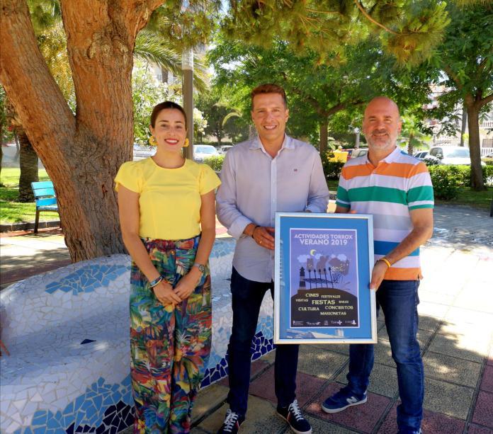Torrox ofrece una amplia programación cultural y de ocio gratuita para el verano