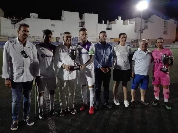 Los jiennenses ganan el XLIV Trofeo Ciudad de Vélez-Málaga