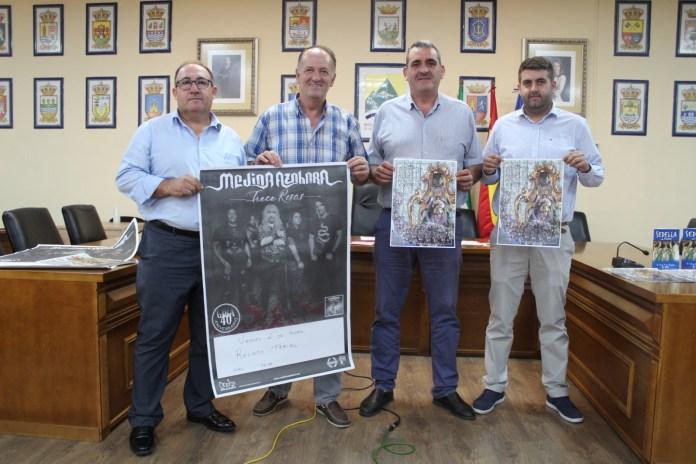 El grupo Medina Azahara y el humorista Manolo Mármol actuarán este fin de semana en la Feria de Sedella
