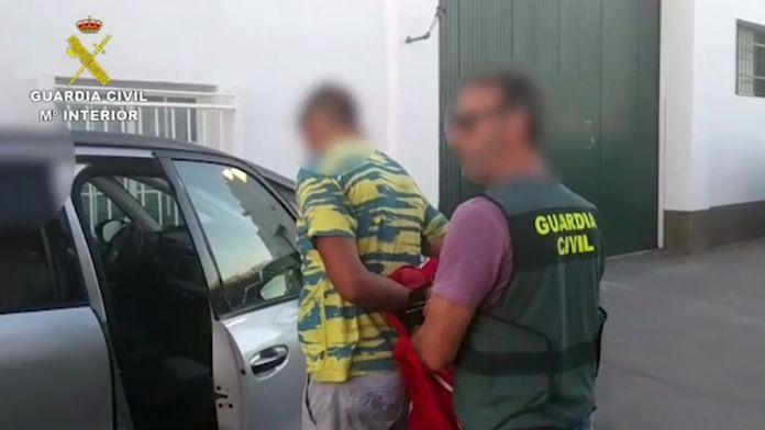 La jueza envía a prisión al novio de Dana Leonte con una orden de alejamiento de su hija de diez meses