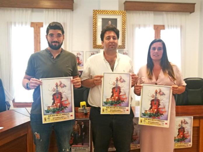Benamocarra celebra el 14 de septiembre el XIX Día de la Música