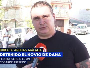Florín, el hermano de Dana Leonte, desea que su sobrina se vaya a Rumanía porque «siempre sabrá que el padre mató a su madre»