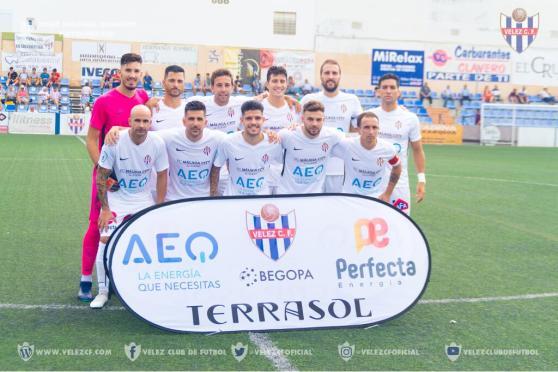 Dura derrota para el Vélez CF contra el Antequera CF (1-4)