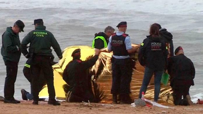 El temporal deja al menos un muerto y cinco desaparecidos en Cataluña