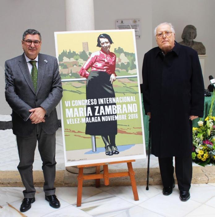 La Corporación Municipal del Ayuntamiento de Vélez-Málaga expresa su más sentido pésame a familiares y amigos del artista Eugenio Chicano
