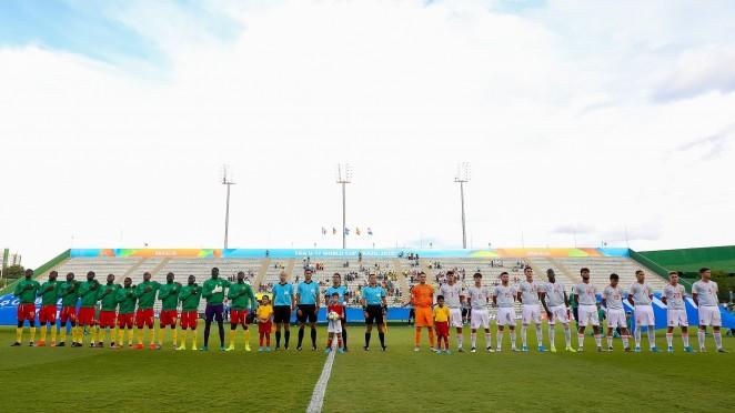Larrubia se mete en octavos del Mundial Sub-17