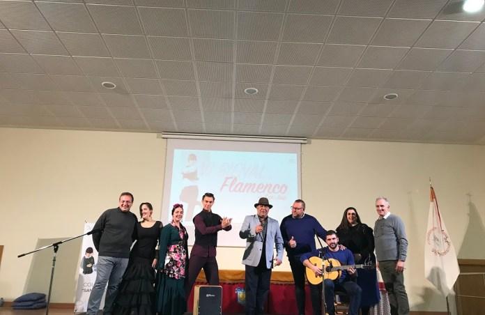 El flamenco ya es un sello de identidad del Colegio San José de Vélez Málaga
