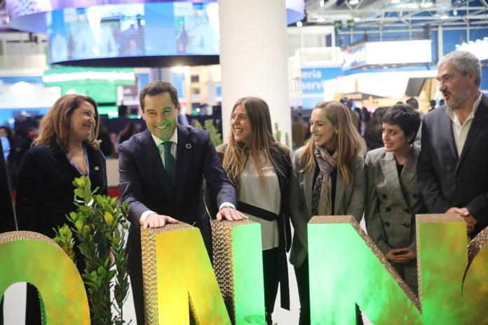 Moreno afirma que Andalucía liderará la lucha contra el cambio climático para dejar de ser la región más vulnerable de Europa