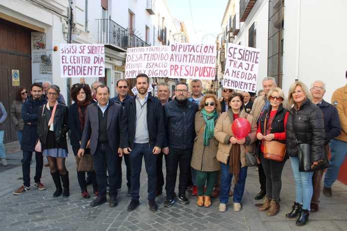 El PSOE denuncia el colapso de la sanidad pública andaluza por la mala gestión del Gobierno de PP y Ciudadanos