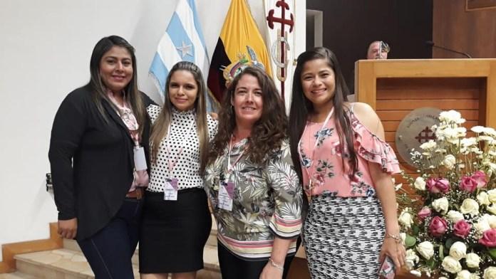 La coordinadora de trabajo social del Área Sanitaria Málaga-Axarquía participa como ponente en el III Congreso Internacional sobre Violencia de Género y Femicidio celebrado en Ecuador