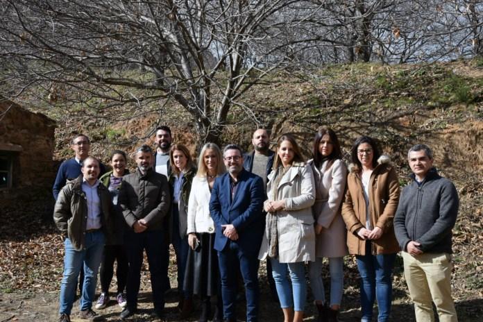 El PSOE pide a la Diputación que amplíe la aportación a los Grupos de Desarrollo Rural de la provincia