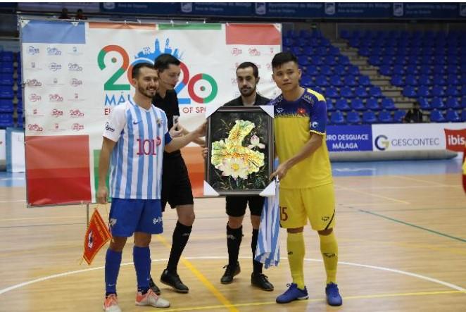 El MCF Futsal se internacionaliza