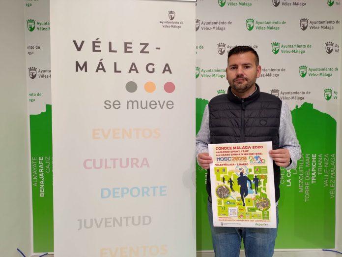 Más de 200 deportistas internacionales disputarán en Vélez las previas del campeonato europeo de orientación