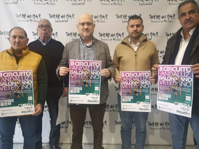 Vélez-Málaga y Torre del Mar acogen este fin de semana la II edición del Circuito Andaluz de Balonmano Veterano