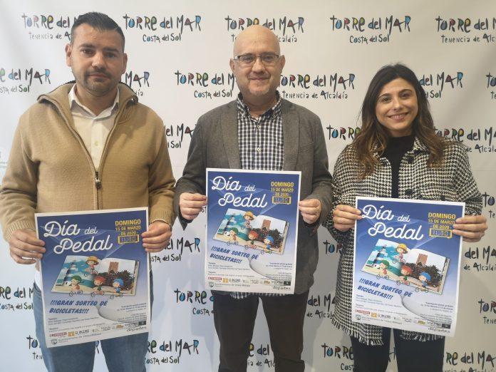 Vélez-Málaga y Torre del Mar acogen una nueva edición del tradicional 'Día del pedal'