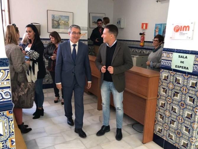Los PIM de la Diputación de Málaga registraron 3.035 atenciones a víctimas de violencia de género en 2019