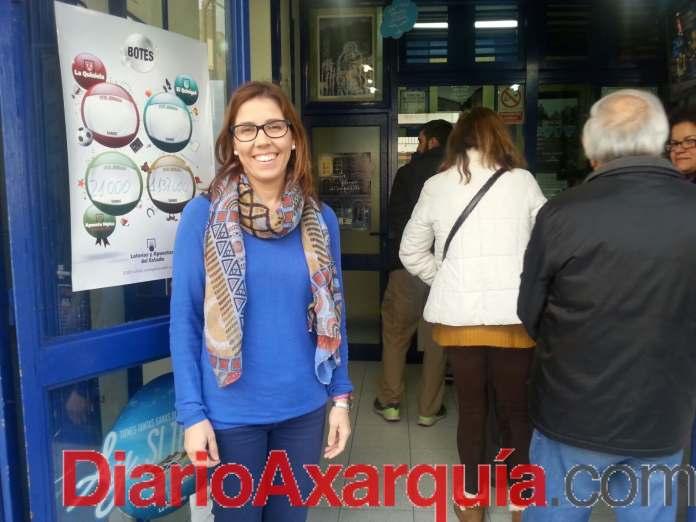 El primer premio del sorteo de la Lotería Nacional cae en Vélez-Málaga, en la administración de Los Olivos