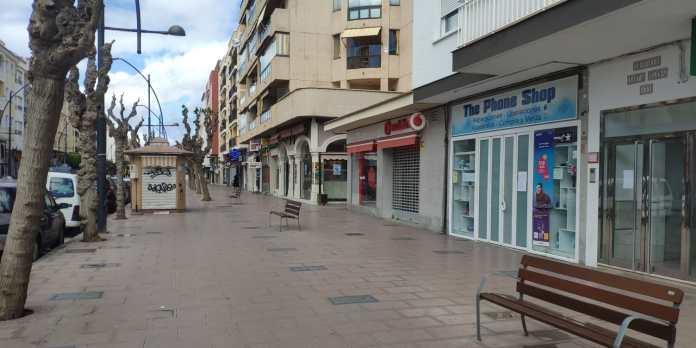 El Ayuntamiento de Rincón de la Victoria destaca el bajo nivel de incidencias en comercios durante la primera semana del decreto de estado de alarma