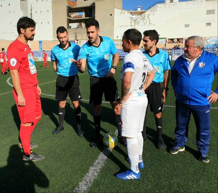 Derrota del Vélez C.F ante el C. F. Motril (0-2)