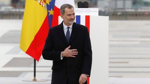 El Rey renuncia a la herencia de Don Juan Carlos