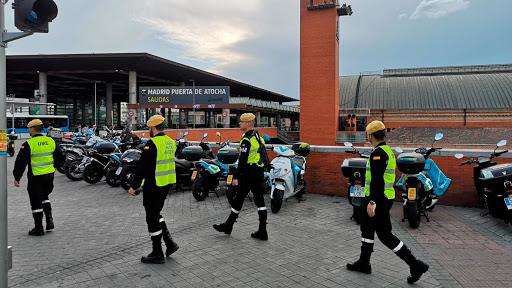 El Ejército despliega la Unidad Militar de Emergencias (UME)  en Madrid, Sevilla, Valencia, Zaragoza, León, Las Palmas y Tenerife para luchar contra el coronavirus