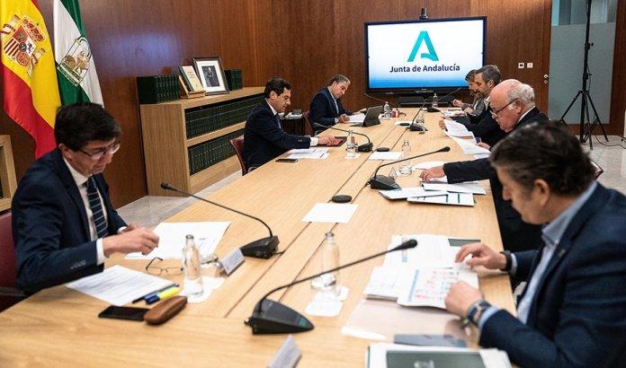 La Junta espera que el Gobierno acepte su plan de desconfinamiento «basado en la decisión de los expertos»