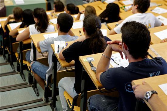 La prueba de acceso a la universidad se realizará en Andalucía del 7 al 9 de julio