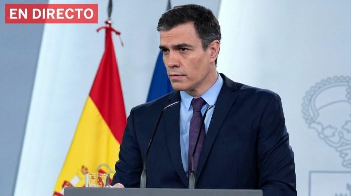 Pedro Sánchez extiende el estado de alarma hasta el 9 de mayo pero dejará salidas limitadas a los niños desde el 27 de abril