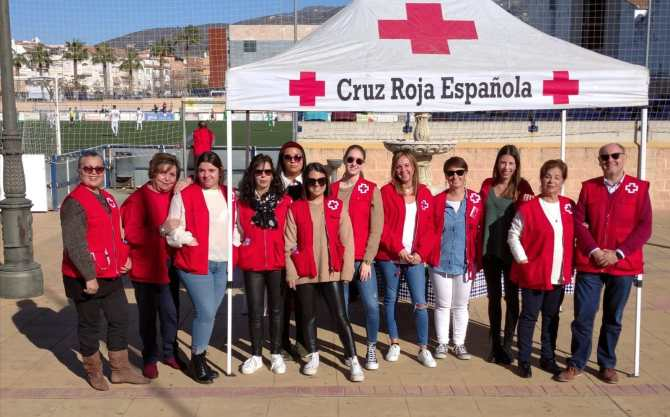 El Club Running Playas de Torre del Mar y la Asamblea Comarcal de Cruz Roja Española en Vélez-Málaga organizan en la Axarquía la 'Operación Potito'