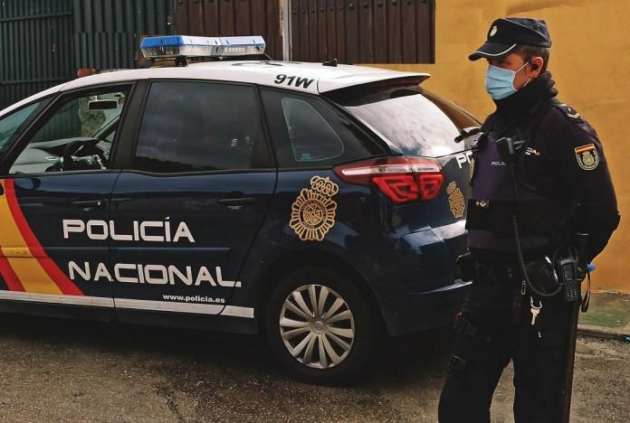 La Policía Nacional detiene en Málaga a un hombre como presunto responsable de tres robos con violencia e intimidación cometidos durante el Estado de Alarma