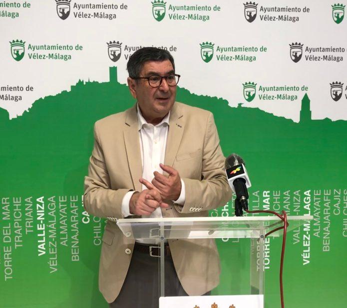 """Moreno Ferrer: """"Continuamos ejecutando medidas y dando prioridad a la cohesión social, el comercio local y el turismo"""""""