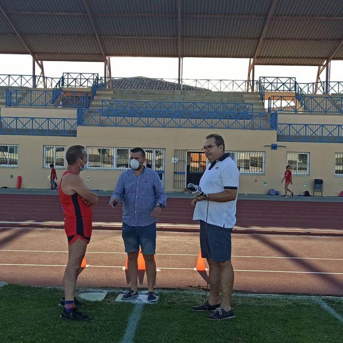 El Club Atletismo Vélez retoma sus entrenamientos