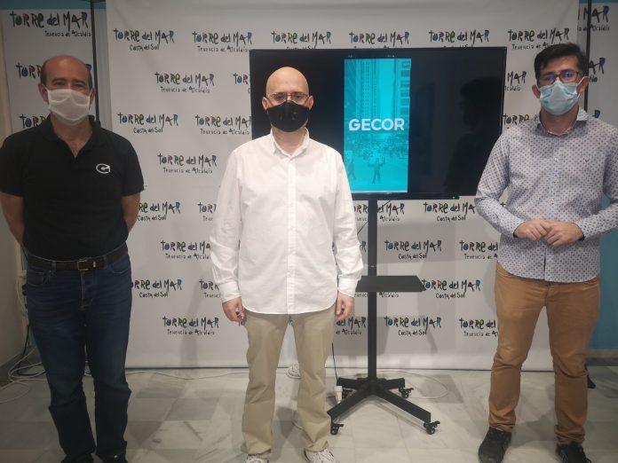Una aplicación móvil permitirá conocer el aforo de las playas del municipio de Vélez-Málaga en tiempo real